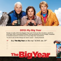 The Big Year DVD release coming soon