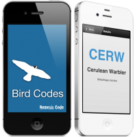 New release: Bird Codes app